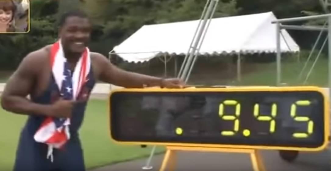 Istrčao 9.45: Gatlin uz 'malu' pomoć srušio Boltov rekord