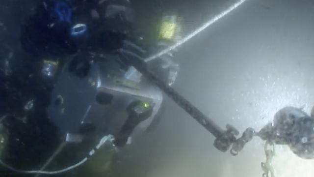 Misterij na dnu mora: Nikad viđeno tajno njemačko oružje