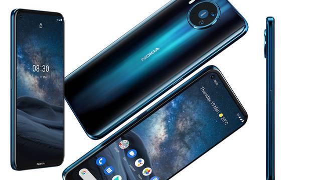Nokia 8.3 s četiri kamere ima 5G i želi biti gazda u roamingu