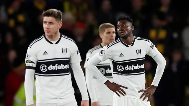Premier League - Watford v Fulham