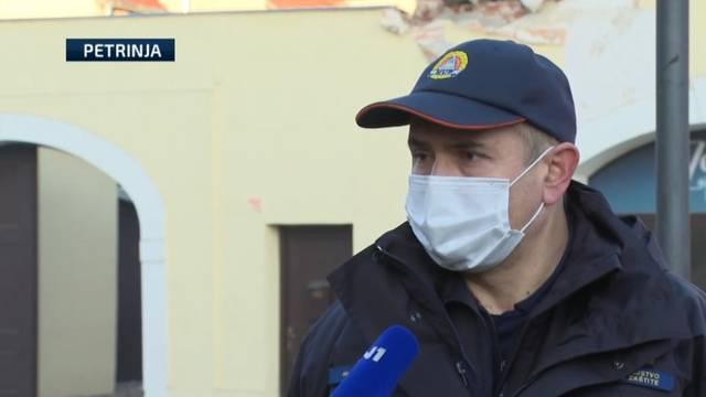 Vinković iz civilne zaštite: 'Ne znam, nisam ja koji radim u civilnoj zaštiti civilna zaštita'