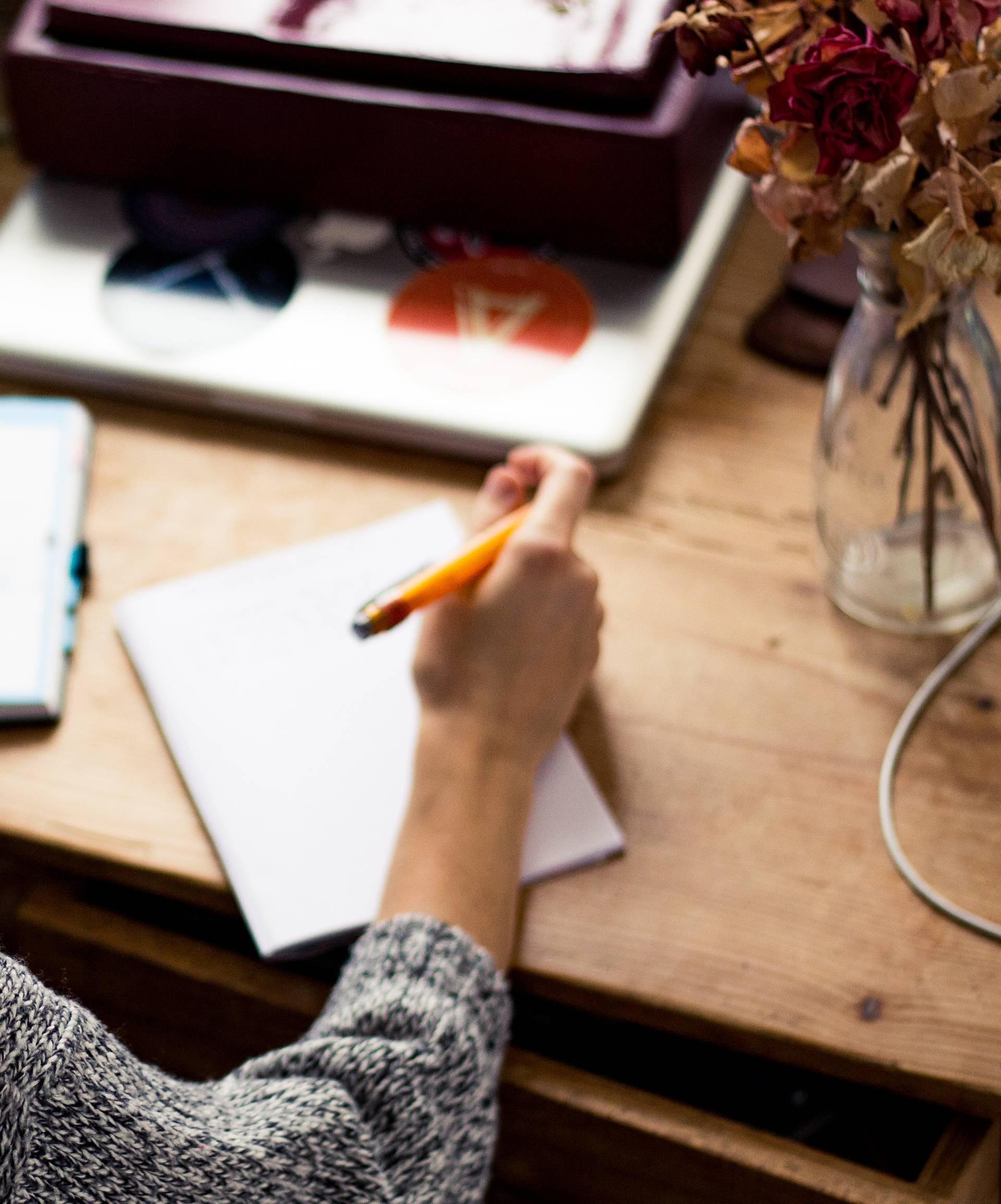 Ujutro zapisujte prve misli, bit ćete smireniji i puno kreativniji