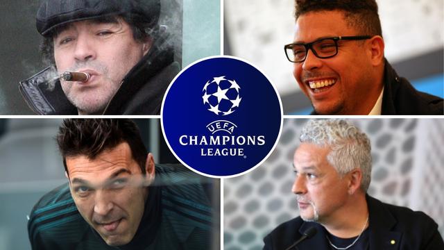 Maradona, Ronaldo... Najbolji nikad nisu osvojili Ligu prvaka!