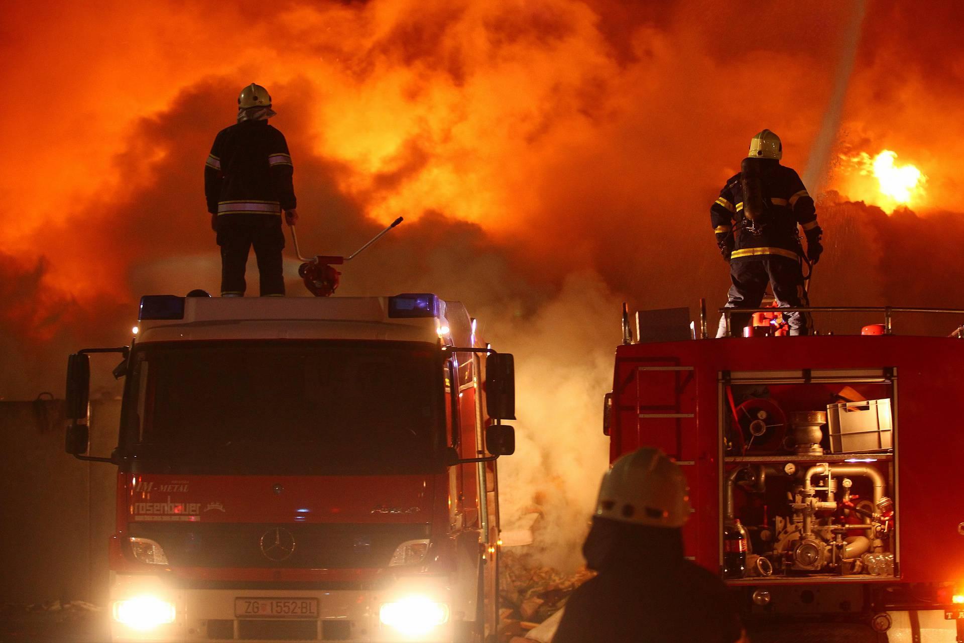 Pripuz: Požare izgleda netko podmeće, nije ih bilo dok nismo počeli poslovati sa Zagrebom...