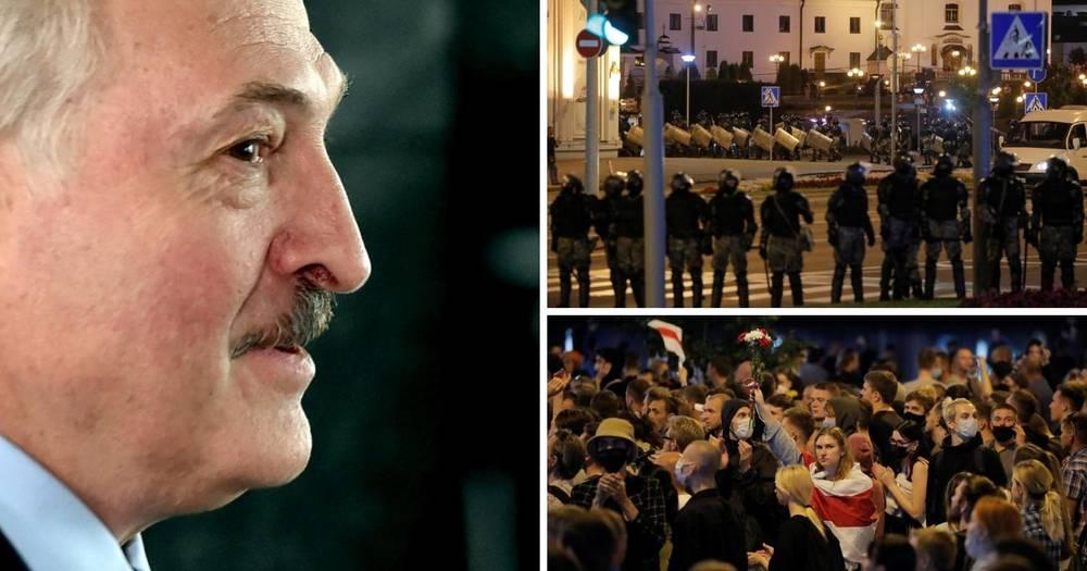 NASTAVLJAJU SE PROTESTI: Širom Bjelorusije privedene 523 osobe