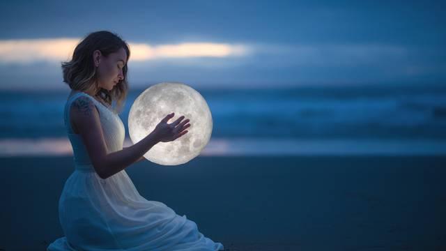 Pun Mjesec pozitivno će utjecati na ova 3 horoskopska znaka: Posebno u ljubavi i na poslu