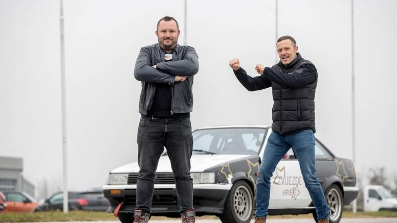 Šebalj izazvao Dražena Forgača na guranje automobila: 'Čestitaj mi, ja sam pravi pobjednik...'