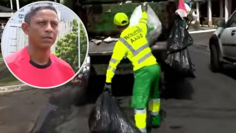 Nevjerojatna priča iz Paname: Od smetlara do suca na SP-u!
