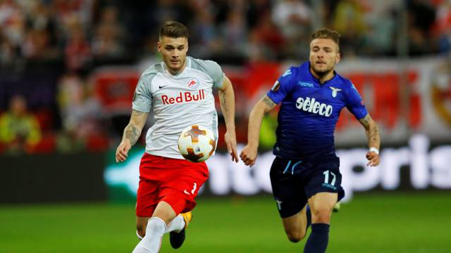 Europa League Quarter Final Second Leg - RB Salzburg v Lazio