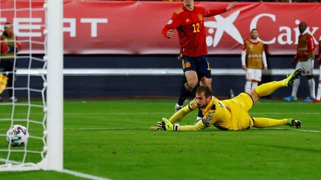 Euro 2020 Qualifier - Group F - Spain v Malta