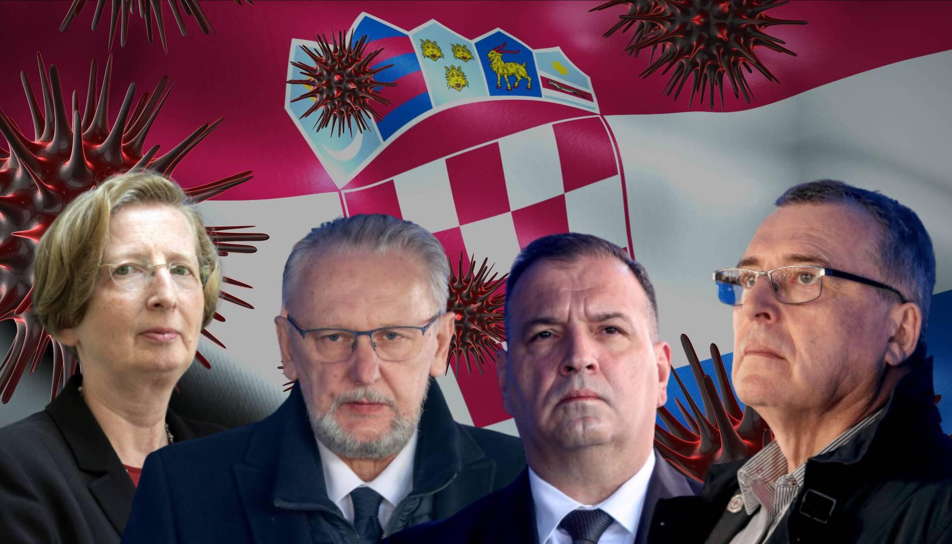 U Hrvatskoj 28 novih slučajeva korone, jedan čovjek preminuo