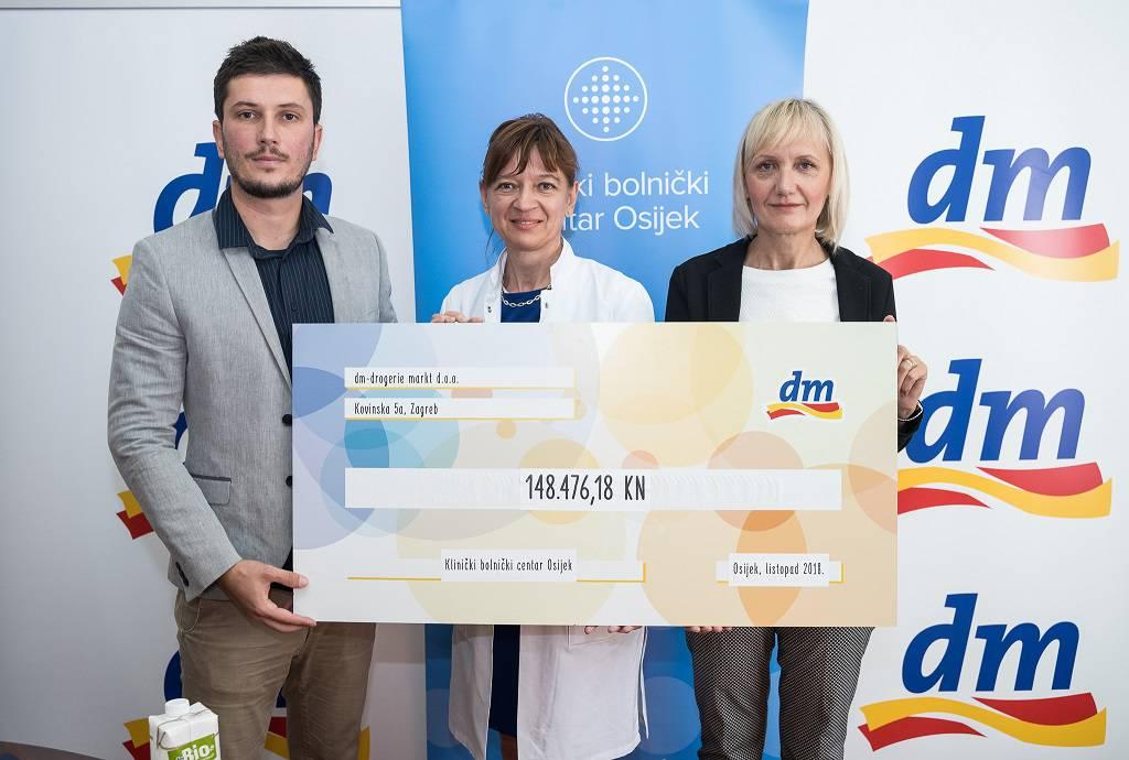 Uz donaciju dm-a bolji radni uvjeti i skrb za pacijenta
