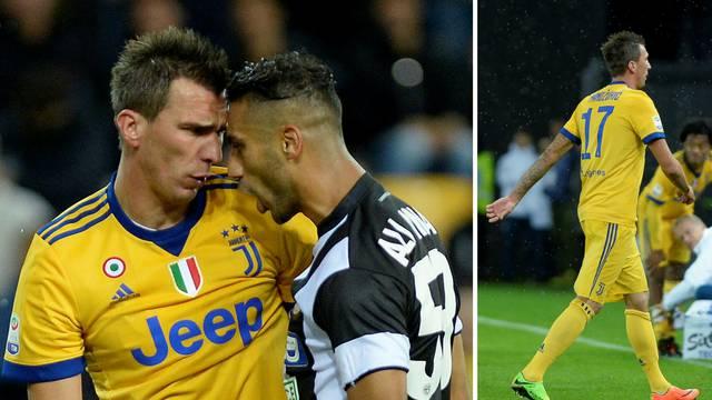 Perica zabio, Mandžo isključen! Juve utrpao Udineseu šesticu