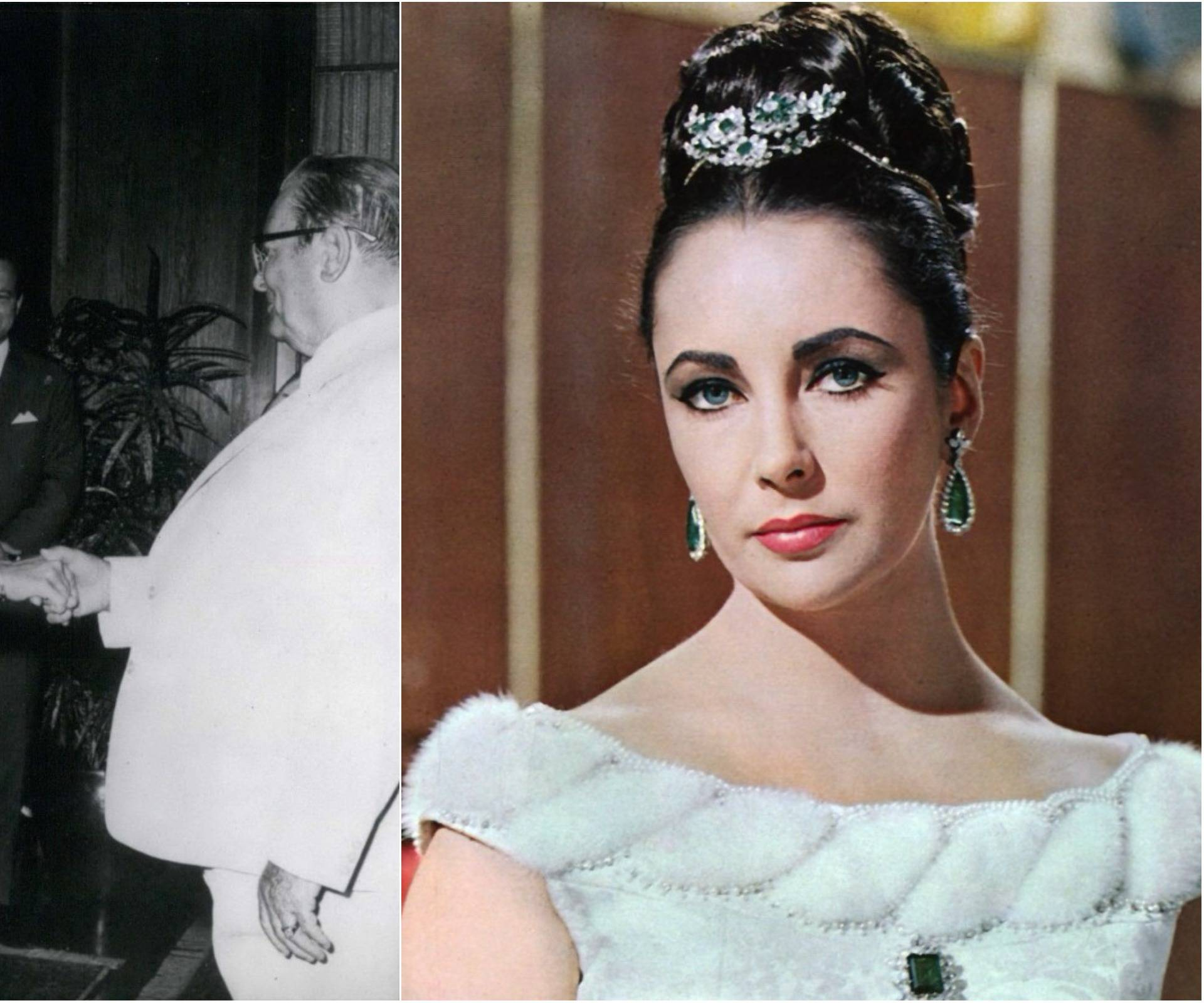 Strastveno je voljela dijamante i brak, a Tita je 'zaboravila'...