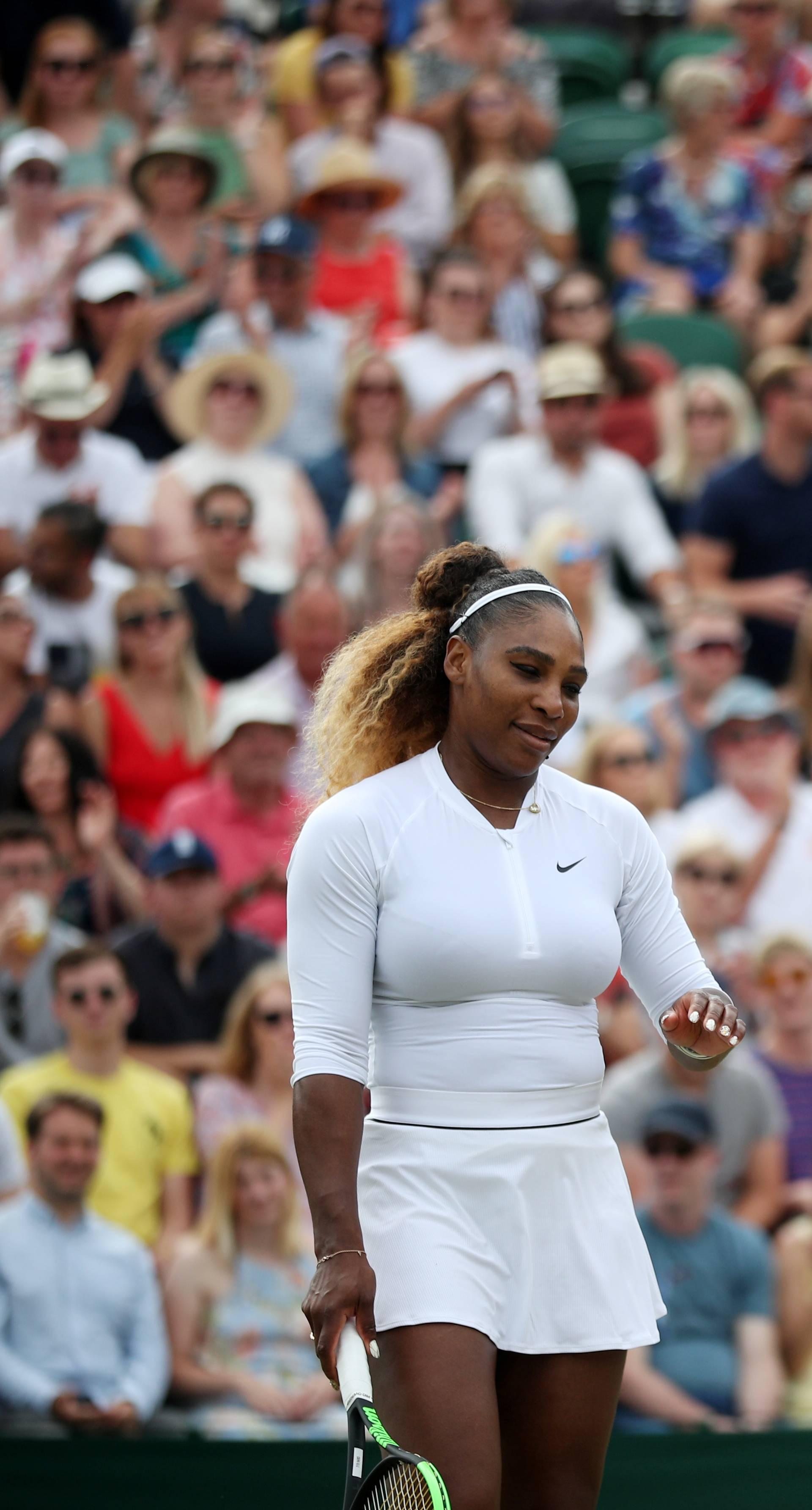 Šokirala je samu sebe: Serena vratila servis brzine 222 km/h