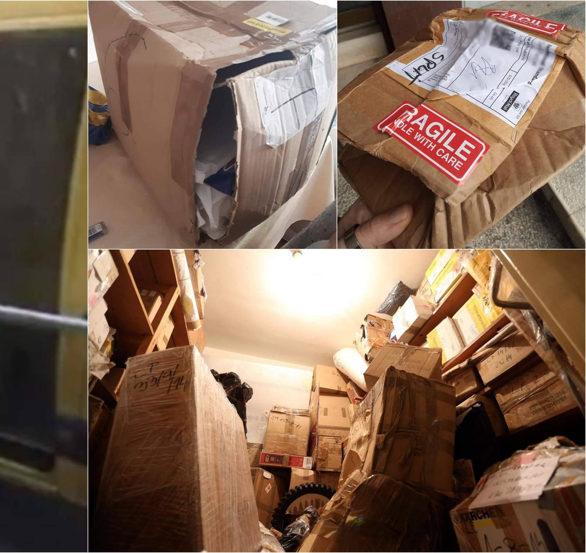 Afera 'nervozni poštar': Što napraviti kad vam oštete paket