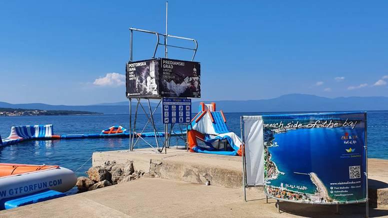 Tragedija na Krku: Mladić prao aquapark, ubio ga strujni udar?