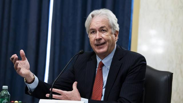 US Senate Select Committee on Intelligence hearing to Consider Nomination of Ambassador William Burns to be Director of the Central Intelligence Agency (CIA)