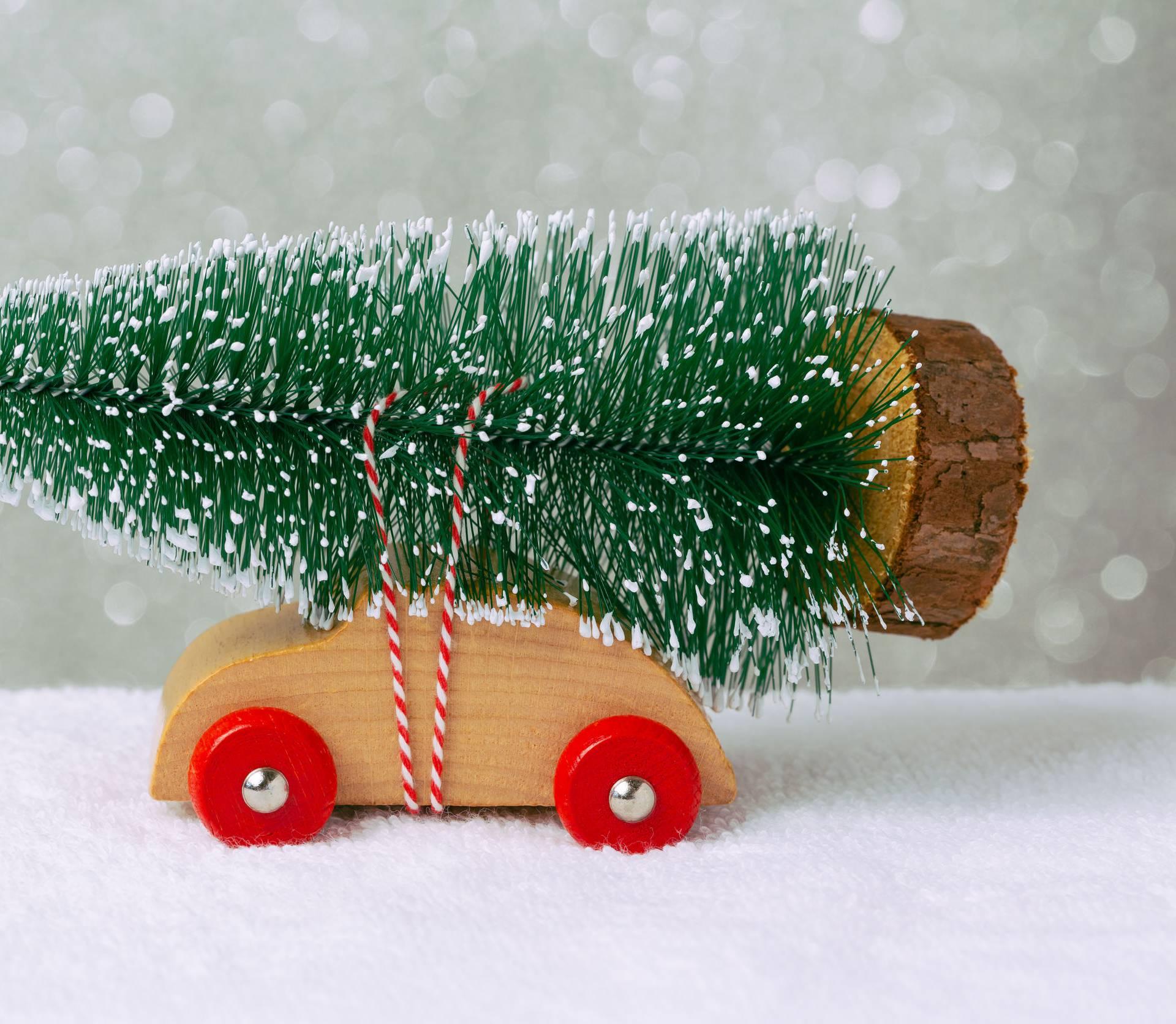 Kreativna drvca napravite od plutenih čepova, knjiga, kocki...