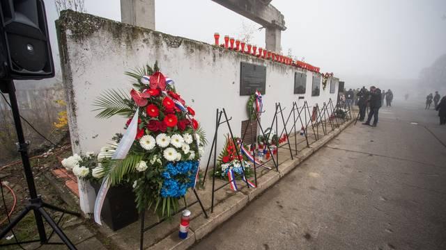 VUkovar: 29. godišnjica stradanja branitelja i civila u Borovu naselju u Domovinskom ratu