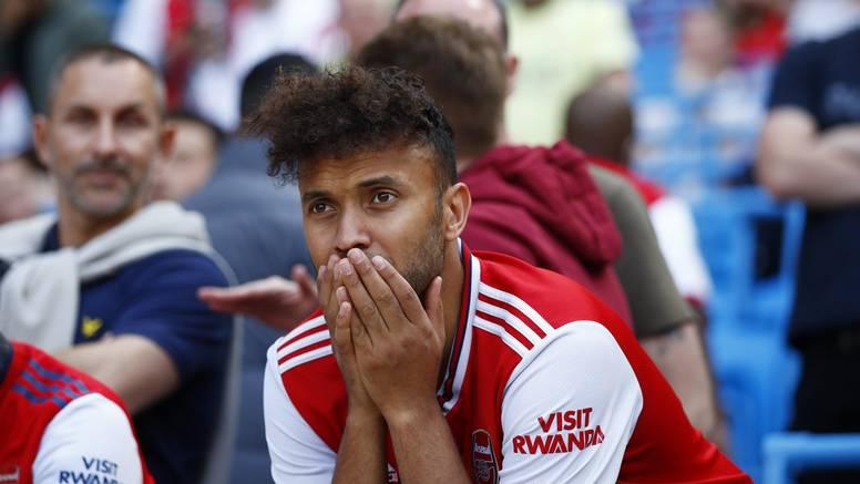 Jesu ovo igrali kadeti Arsenala? Moćni City utrpao pet golova uz nevjerojatan posjed od 80%!