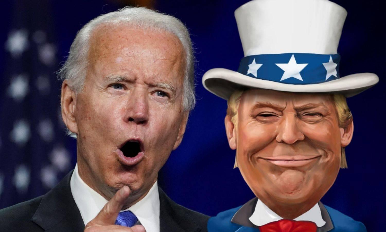 Donald Trump vs. Joe Biden: Sad će se vaditi prljavi veš... KVIZ: Koliko znate o SAD-u?