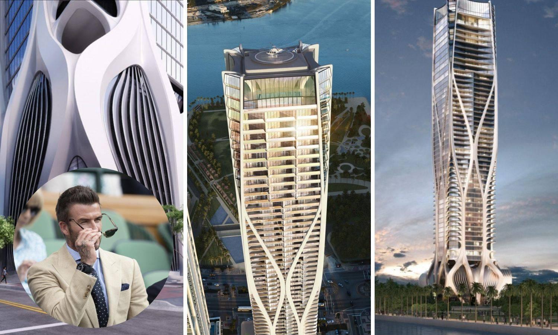David Beckham kupio zgradu u Miamiju tešku 50 milijuna eura