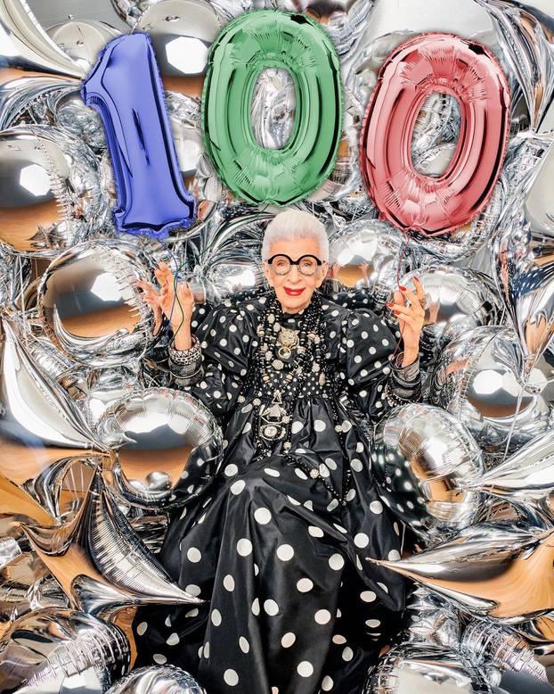 Modna ikona proslavila okrugli 100. rođendan, fanovi ne mogu vjerovati da ima toliko godina