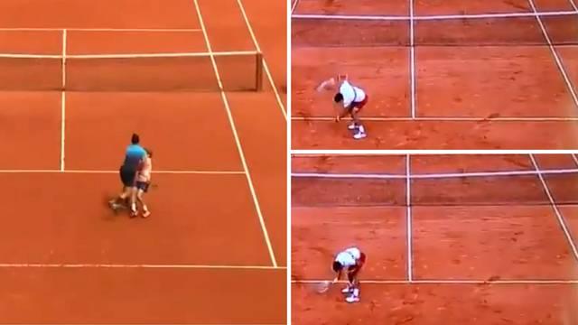 Novak Đoković razbijao rekete, Džumhur nokautirao dječaka...