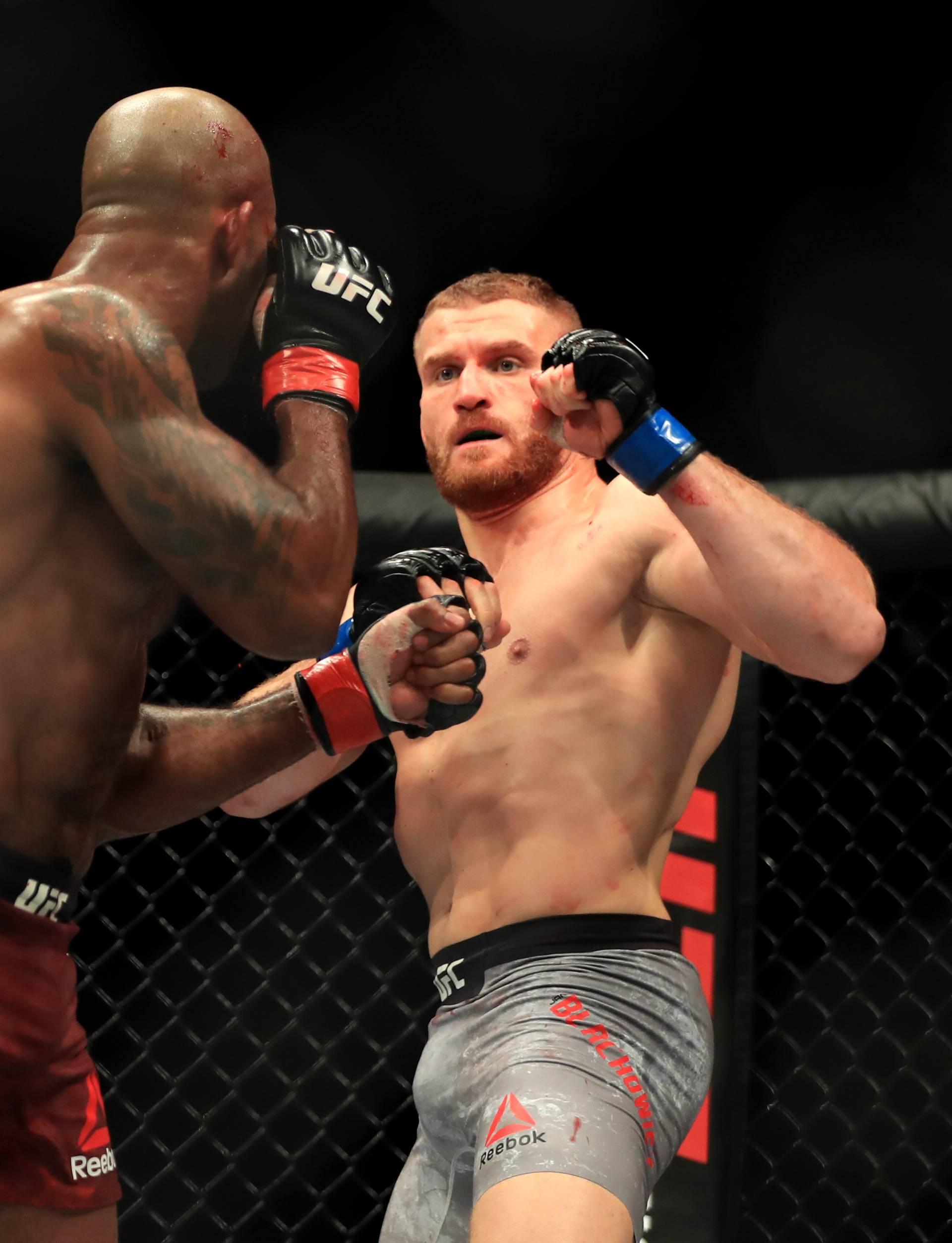 UFC Fight Night - The O2 Arena
