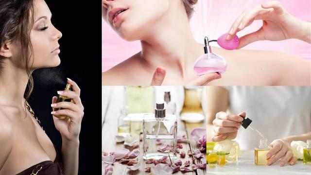 Kako izabrati parfem: Ne mirišu na svakome isto, čuvati ih treba na hladnom i tamnom mjestu