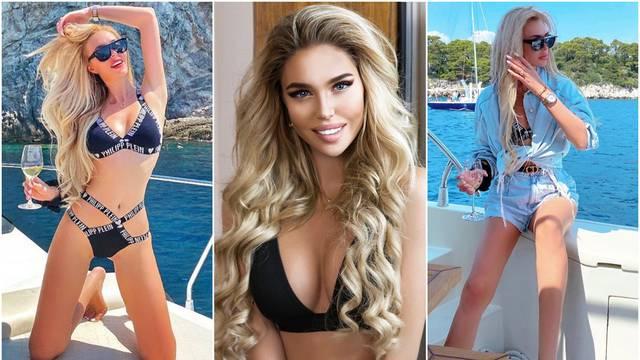Ni ona nije odoljela: Bivša miss Ukrajine ljetuje u Dubrovniku