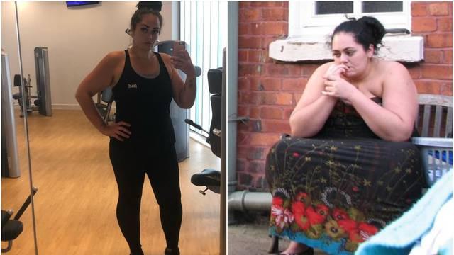 Zbog bivšeg je skinula čak 100 kilograma, sretna je i zaručena