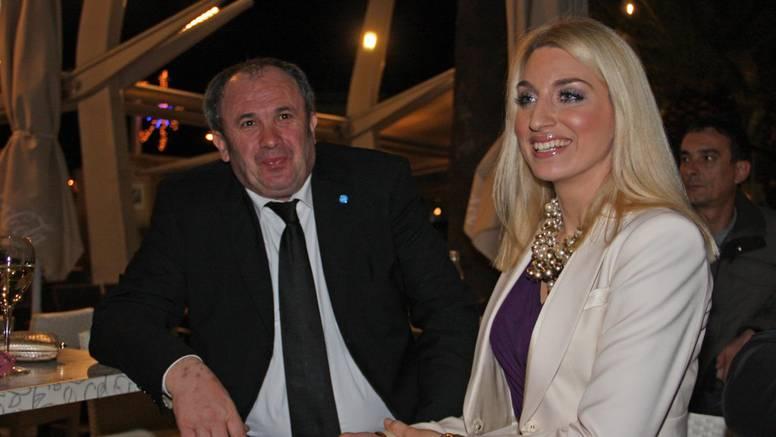 Od priznanja preljuba na TV-u do svadbe u Rimu: 'Ako netko dirne Fani iščupat ću mu gućak'