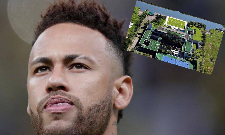 Neymar u 'bijegu': Za vrijeme pandemije živi u vili u Brazilu