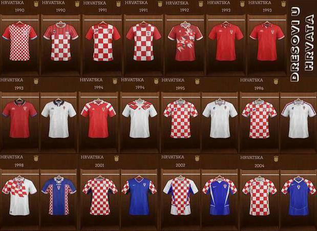 Pogledajte ih sve: Koji vam je najljepši dres Hrvata u povijesti