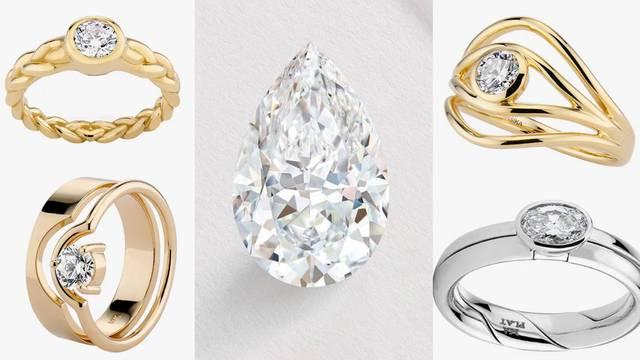 Zaručničko prstenje: Dijamantni lider De Beers ima nove modele