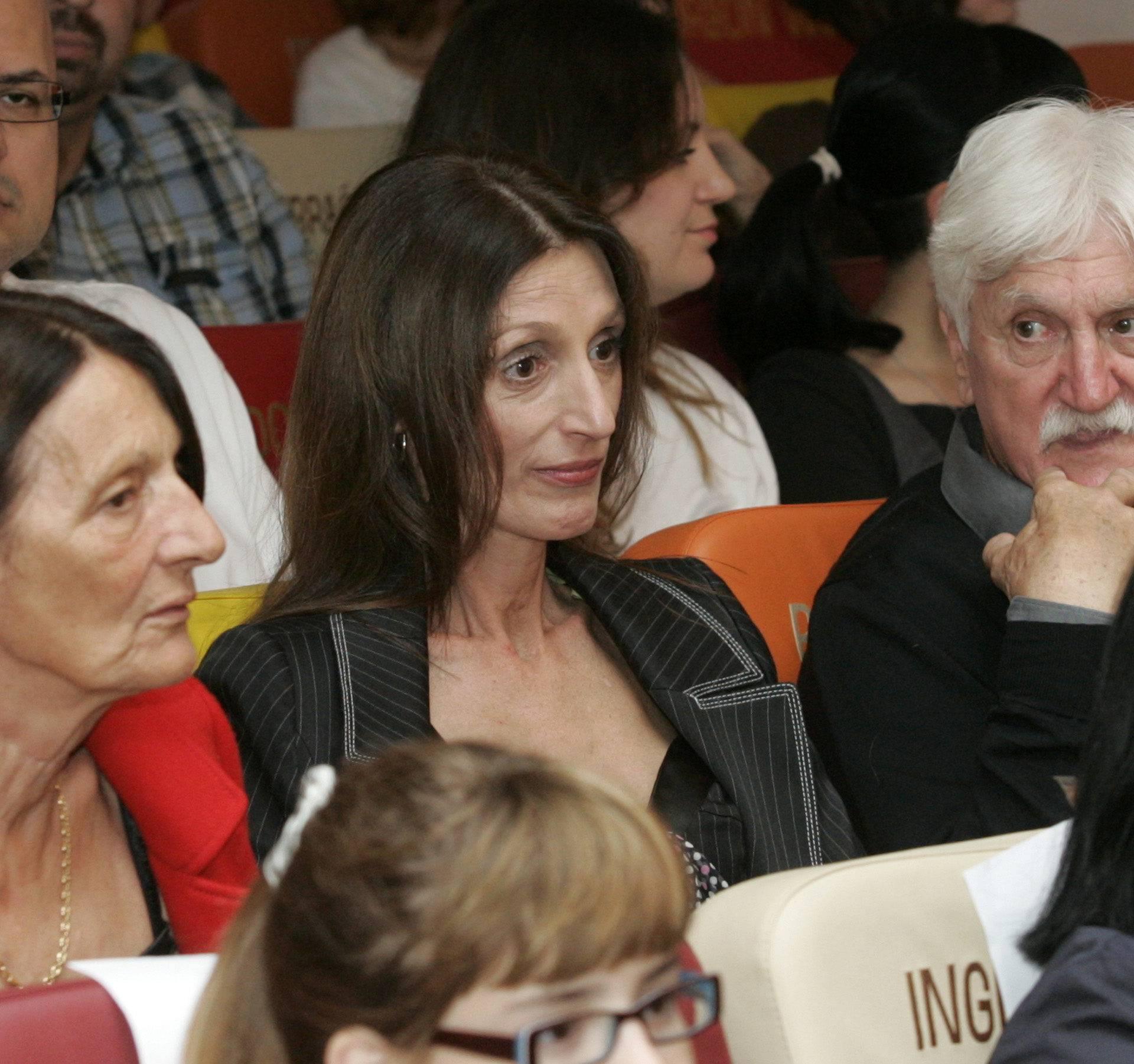 Split, 28.10.2013 - Splitska premijera dokumentarca Goranov Wimbledon u kinoteci Zlatna vrata