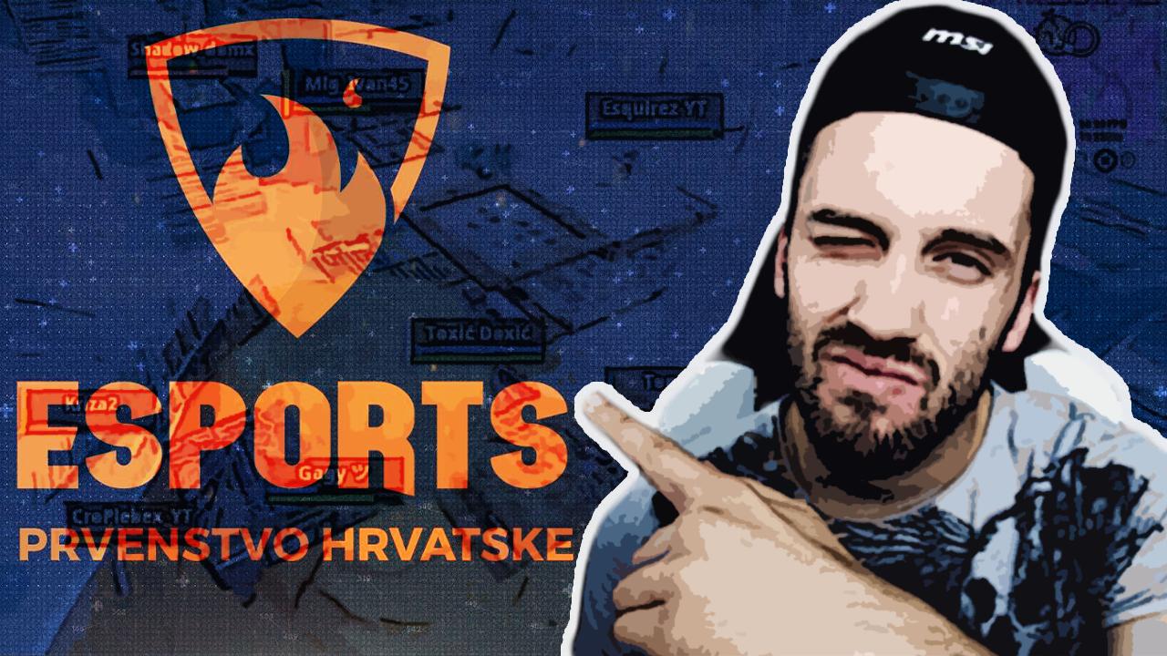 Esports Prvenstvo Hrvatske: Prenosimo 5. kolo Fortnitea