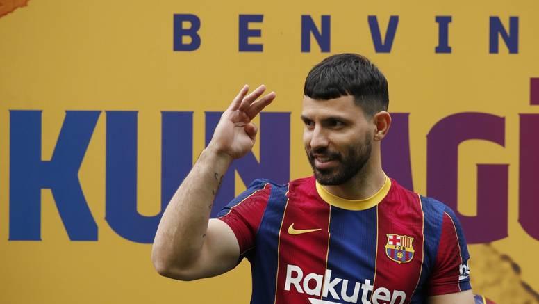 Nesretni Agüero: Došao igrati s kumom Messijem, na kraju se teško ozlijedio, a Leo je otišao