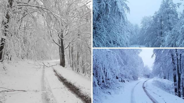 Na Zavižanu palo 23 cm snijega!