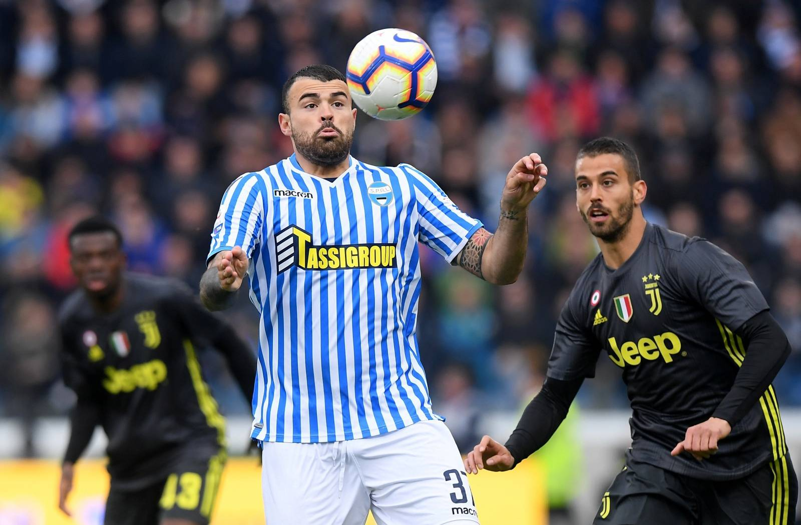 Serie A - SPAL v Juventus