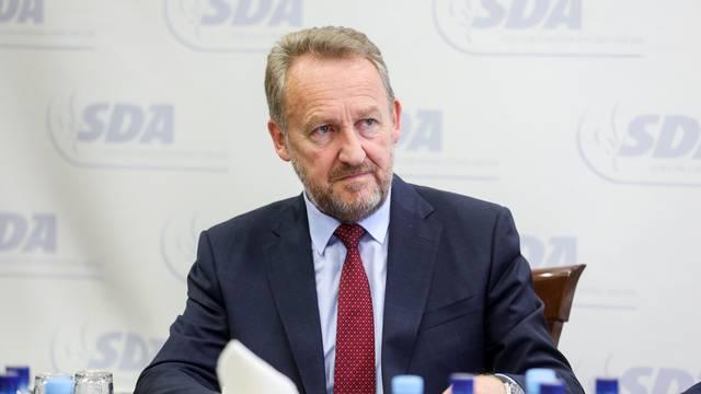 Sarajevo: Predsjedništvo SDA raspravlja o političkoj situaciji u BiH