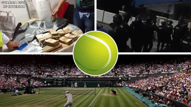 Velika afera! Uhićeno 28 ljudi zbog namještanja u tenisu...