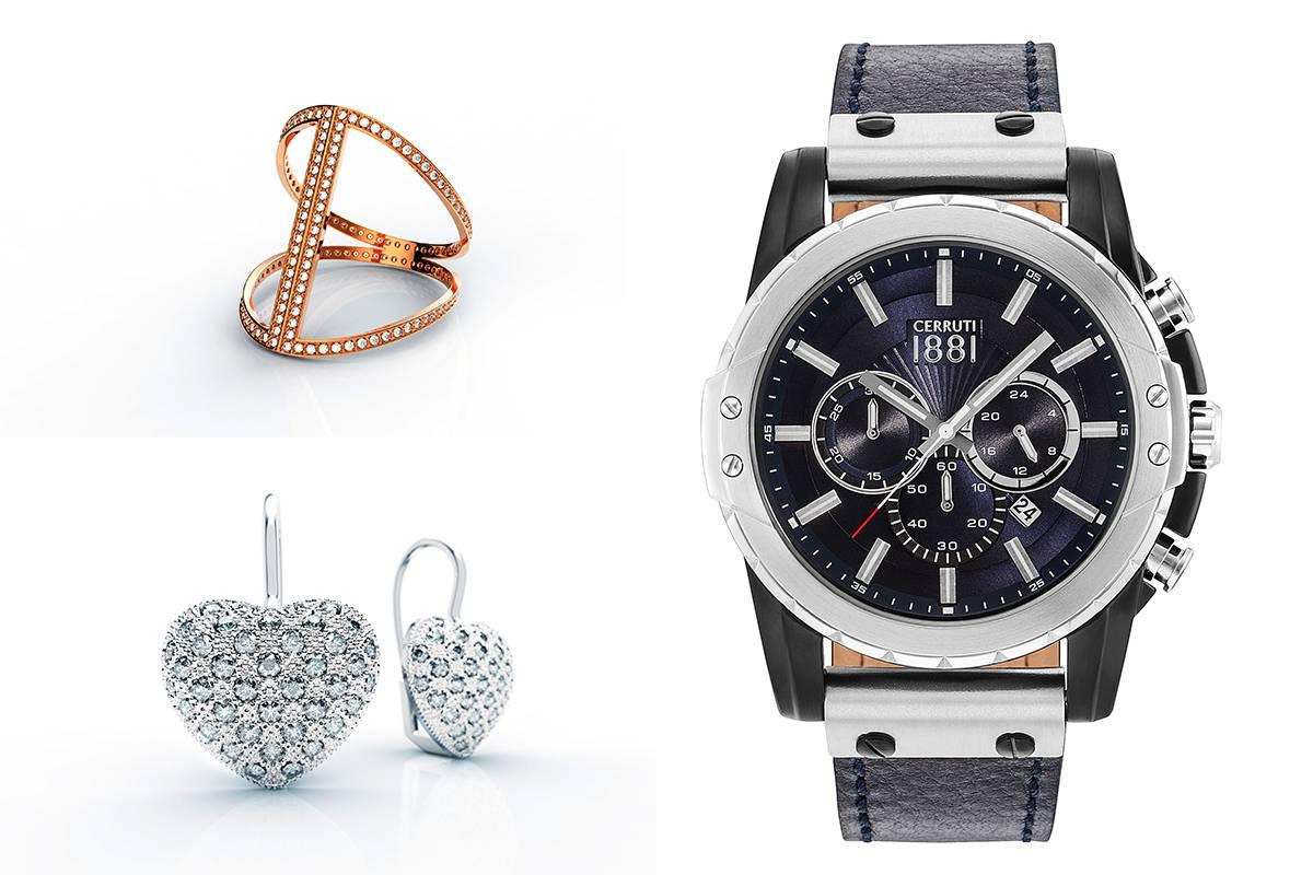 Osvojite nakit i satove - najbolje darove za Valentinovo!