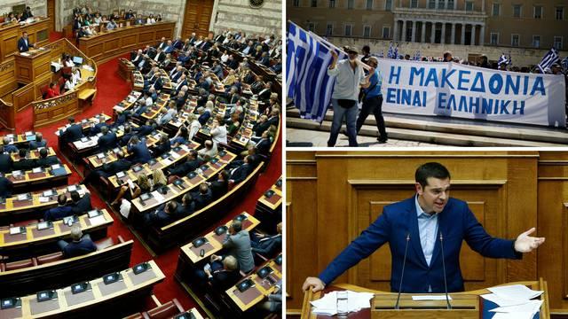 Konačna odluka: Glasovanje o imenu Sjeverne Makedonije
