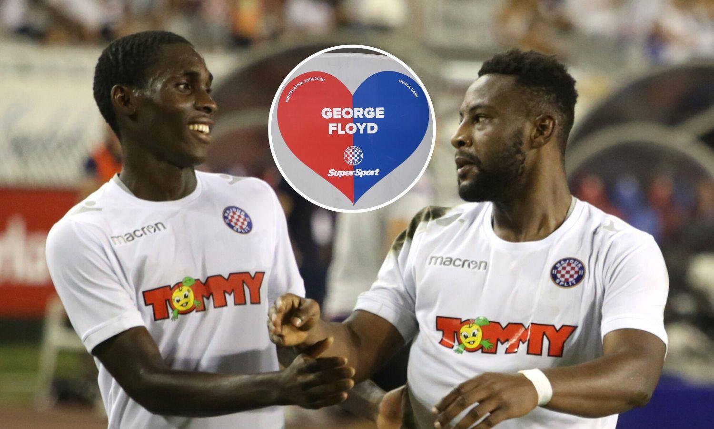 Hamza: Nema rasizma u Splitu, a gesta za Floyda pravi je put