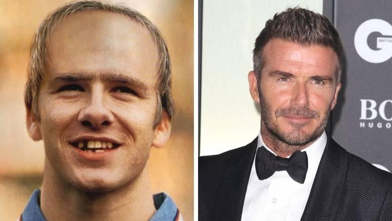 Kakav kiks: Ovako su mislili da će Beckham izgledati 2020.