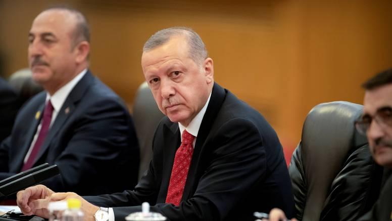 Turska šalje vojsku u Libiju, a Erdogan će pričati s Merkel...