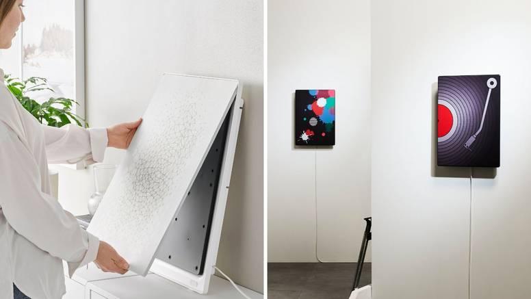Glazba u slici: Kako je IKEA sakrila zvučnik u okvir za slike